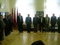 Открытие выставки Рыбинского приборостроительного завода в Рыбинском музее