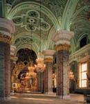 Интерьер Петропавловского собора