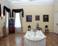 Вяземы. Фрагмент экспозиции. Фото А.Лебедева