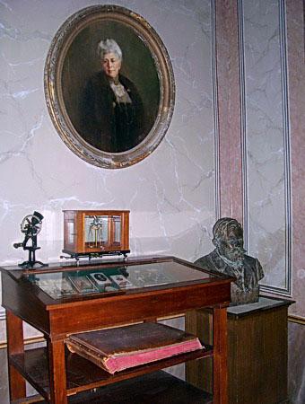 Экспозиции: Музей истории Санкт-Петербургского Государственного Университета