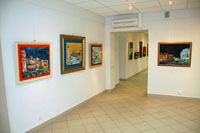Городской выставочный зал им. Н.Нужина
