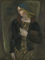 Прохожая. 1932