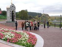 Экскурсия в музее-заповеднике Красная Горка