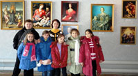 Выставка картин Эпоха маньеризма
