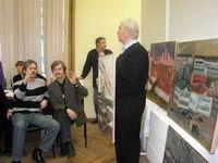 Молодые художники России в ЦДХ