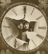 Новый год в фотографиях и открытках XX века в Центре фотографии