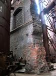 Историческая зона эко-индустриального технопарка Старый Демидовский завод. Фрагмент стены Доменного корпуса 1830-1832 гг.