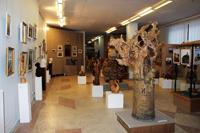 Выставка киришского художника А.М. Маслова (осень-зима 2012 г.)