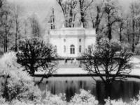 Выставка фотографий Андрея Медведева Черно-белые ночи