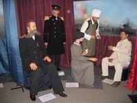 Экспозиции: Выставка Музея восковых фигур
