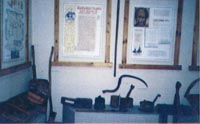 Фрагмент экспозиции Основание Усть-Цильмы