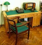 Письменный стол академика Е.К. Завойского