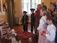 Возвращение к истокам. День музея-заповедника «Кижи» в Пудожье