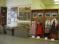 Бемыжский медеплавильный завод. Фрагмент экспозиции