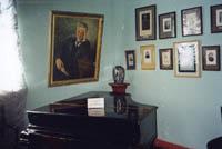 Один из четырех залов театрального музея