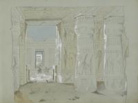 Брюллов Н.Ф. Карнак. 1858.