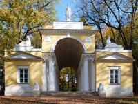 Экспозиции: Царицынский ландшафтный парк. Павильон Миловида