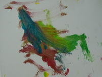 «Рисунки приматов: истоки творчества или игра природы?»