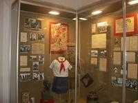 По страницам истории российской школы в музее современной истории России