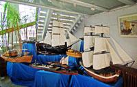 Выставка Суда на Волге - из истории волжского судоходства