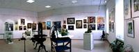 Выставочный зал Центра книги и графики