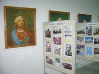Лестница из прошлого в будущее в Музее истории и культуры города Воткинска.