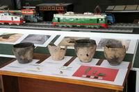 Выставка археологических находок Дорогами прошлого
