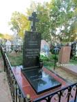 Памятник на могиле A.M. Опекушина в с. Рыбницы