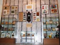 Выставка Пушкинке - 90 к юбилею Саратовской областной библиотеки для детей и юношества имени А.С. Пушкина