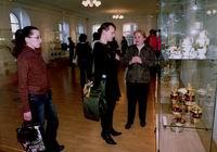 Выставка Русское чаепитие Музея керамики Кусково