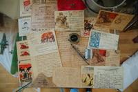 Письма с выставки «Татарстан – тыловая база Победы. 1941-1945 гг.»
