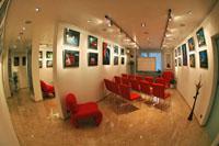 Галерея искусств Галерея N. Экспозиционный зал