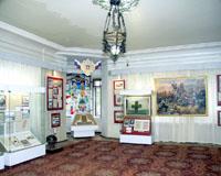 Фрагмент экспозиции. Фото А.Лебедева