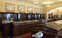 Зал Историческая геология