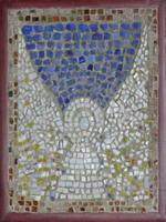 Ангел - мозаика