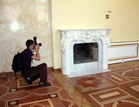Греческая комната Строгановского дворца