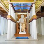 Зал культуры Древней Греции