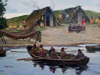 Григорьев - Рыбаки старой Печоры