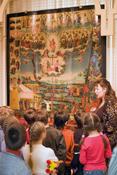 Светлый праздник Рождества в Музее истории религии