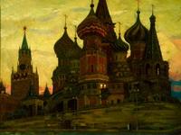 Горский А.П. Москва.Светает.1987-1988