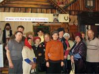 Черепановцы в гостях Маслянинского музея