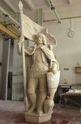 Музей Фридландские ворота обсудил скульптуру Ф. фон Цоллерна
