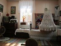 Зал русского быта