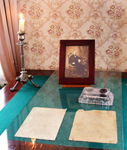 Экспозиции: Интерьер Дома-музея И.С. Никитина