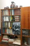 Книжный шкаф. Фрагмент экспозиции