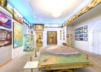 Центр-Музей имени Н.К.Рериха. Зал Центрально-Азиатской экспедиции Н.К.Рериха