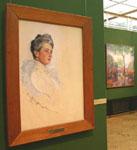 Каждая работа - шедевр на выставке из Нижегородского музея в Москве