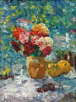 Выставка Цветы из коллекции А.Гремитских2