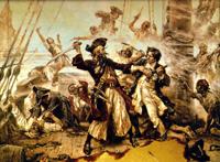 Пираты в гостях у Мюнхгаузена. Совместная выставка с библиотекой им.И.А.Крылова