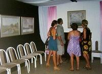 Выставка Г.В.Салькова в Тамани